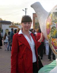 Литвинова Екатерина