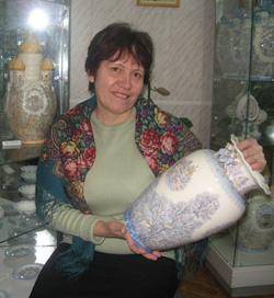 Мартеньянова Светлана Валентиновна