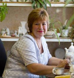 Золотых Лариса Леонидовна