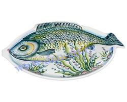 Блюдо Рыбы Дона большое