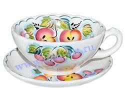 Чайная пара Чайная церемония (вар. Сад)