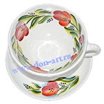 Чайная пара Чайная церемония (вар. Тюльпаны)