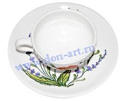 Чайная пара Настроение (вар. Маки)