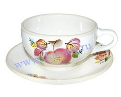 Чайная пара Настроение (вар. Яблочный спас)