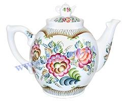 Чайник Богатырь большой