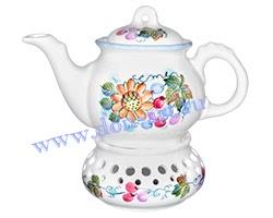 Чайник Чайная церемония малый (вар. Купеческий)