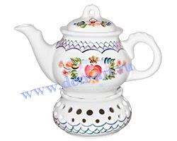 Чайник Чайная церемония малый (вар. Сетка)