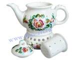Чайник Чайная церемония малый (вар. Цветы)