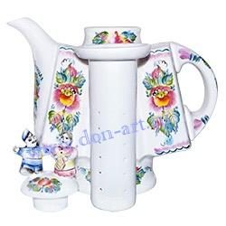 Чайник Гармошка