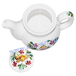 Чайник Кузя