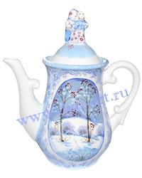 Чайник Рождественский