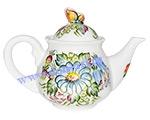 Чайник Серебряный дождь (вар. Ромашки)