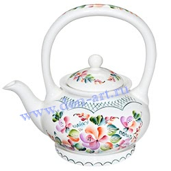 Чайник Утренний (вар. Цветы)