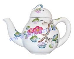 Чайник Вишневый сад