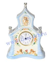 Часы Кошкин дом