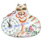 Часы Кот Баюн