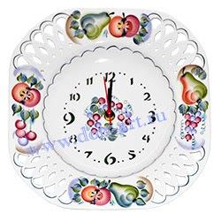 Часы Ростовские (вар. Фрукты)