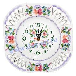 Часы Ростовские (вар. Цветы)