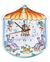 Часы Теремок