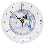 Часы Уют (вар. Лодочка)