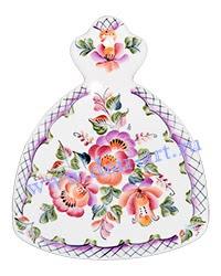 Доска Русский сувенир (вар. Цветы)