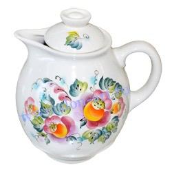 Кувшин Компотик (вар. Цветы)