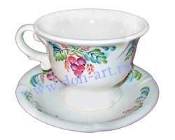 Чайная пара Дачная