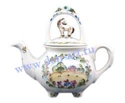 Чайник Радуга (вар. Лошадка)