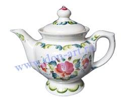 Чайник Цветы полевые