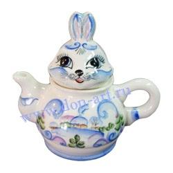 Чайник Зайчик
