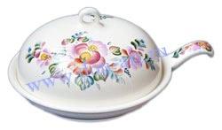 Набор для 2-х блюд Край Донской (вар. Цветы)