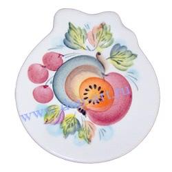 Подставка для пакетика чая Воскресный чай (вар. Яблоко)
