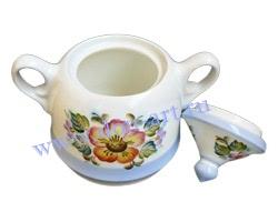 Сахарница Донское чаепитие (вар. Цветы)