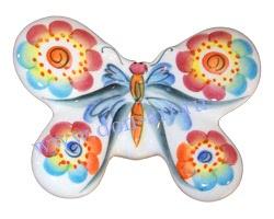 Сувенир Мотылек (вар. Цветы)