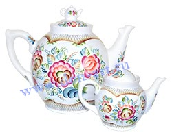 Набор чайников Богатырь