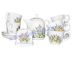 Набор чайный Этюд