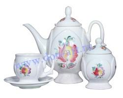 Набор чайный Лазоревый цветок