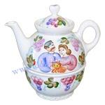 Набор чайный С любовью (вар. Сюжет)