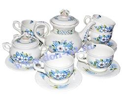 Набор чайный Цветочный