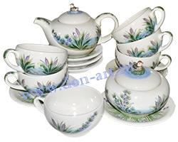 Набор чайный Утренняя роса