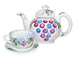 Набор чайный Виноград