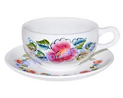 Набор чайный Яблочный спас (вар. Розы)