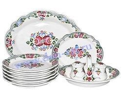 Набор для 2-х блюд Донская степь