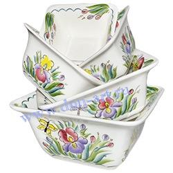 Набор салатников Катя (неполный)