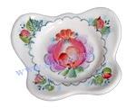 Подставка для пакетика чая Мотылек (вар. Цветок)