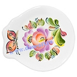 Подставка для пакетика чая Воскресный чай (вар. Цветок)