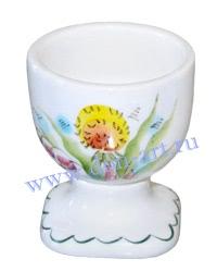 Подставка под яйцо Полевые цветы