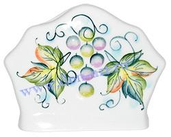 Салфетница Виноградинка (рельефная)