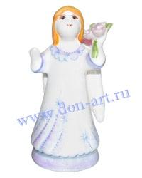 Скульптурка Ангелок