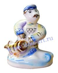 Скульптурка Донская рыбка